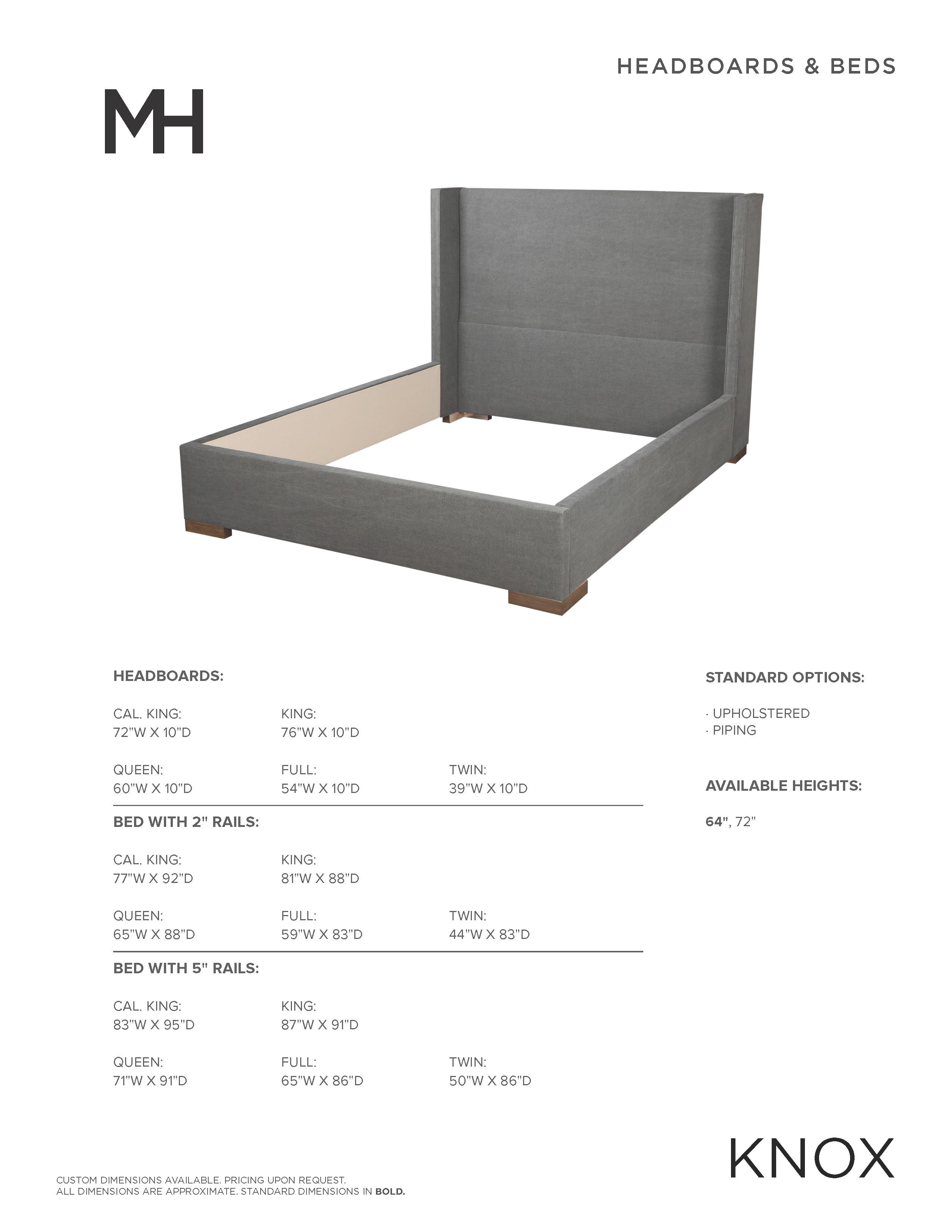 Knox Bed