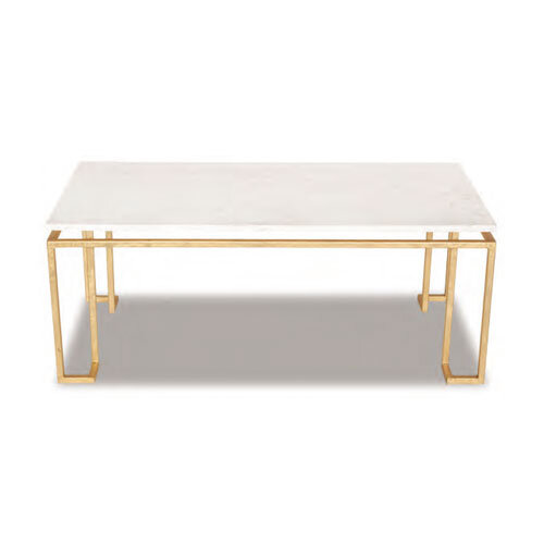 moss studio, moss home, linear coffee table, end table