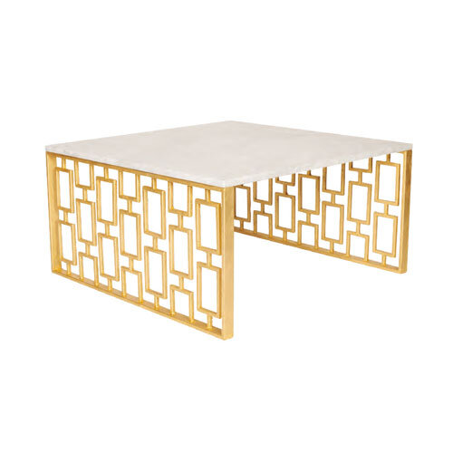 moss studio, moss home, prism-square coffee table, end table
