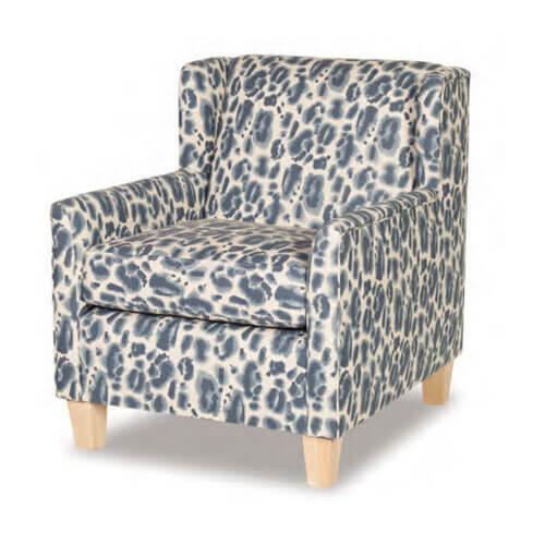 moss studio, moss home, james chair